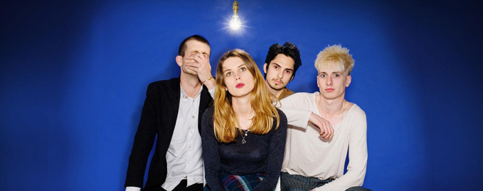Wolf Alice – «My Love Is Cool»