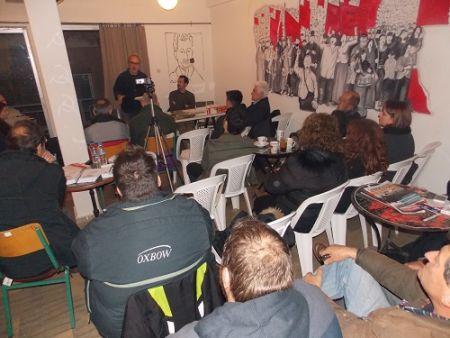 ΑΝΤΑΡΣΥΑ ΜΑΡΣ | Προεκλογική συγκέντρωση στο Αγρίνιο | Γιάννης Ελαφρός: «Η Αριστερά, πρέπει να βλέπει προς την επανάσταση»