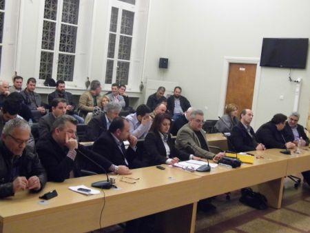 Δημοτικό Συμβούλιο την ερχόμενη Τρίτη