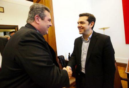 Οι θέσεις ΣΥΡΙΖΑ και ΑΝΕΛ για ασφαλιστικό και δημόσια διοίκηση