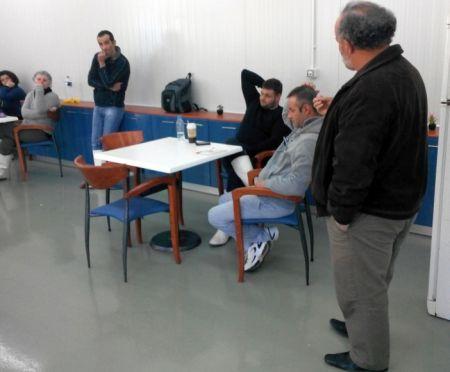 Στα συσκευαστήρια των εταιρειών ιχθυοκαλλιέργειας «ΑΝΔΡΟΜΕΔΑ» και «ΝΗΡΕΑΣ» ο Νίκος Μωραΐτης
