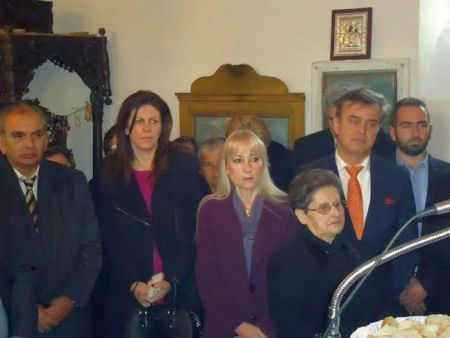Περιοδεία της υποψήφιας βουλευτή Αιτ/νίας της ΝΔ Γεωργίας Μπόκα στον Νομό