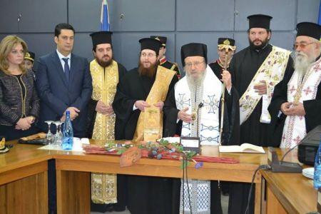 Έκοψε την πίτα του ο δήμος Αγρινίου