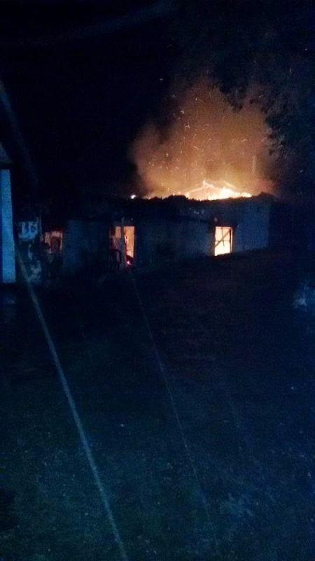 Κάηκε σπίτι στην Κατούνα