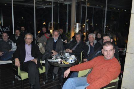 Επίσκεψη Υπ. Βουλευτή Αιτ/νίας Σάκη Τορουνίδη στο Δημαρχείο Αγρινίου και περιοδεία στη Ναύπακτο