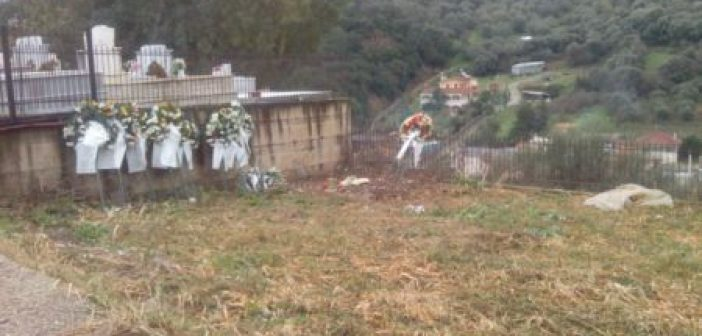 Ένας νεκρός έξω από το νεκροταφείο | ΝΤΡΟΠΗ | κ. αντιδήμαρχε γιατί αργήσατε τόσο πολύ;