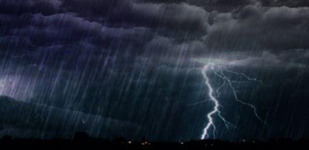 Ισχυρές Βροχές και καταιγίδες αύριο και μεθαύριο