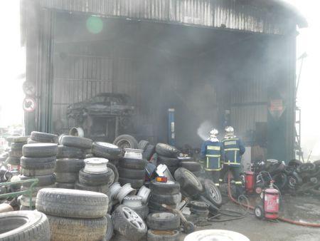 Φωτιά στην ανακύκλωση