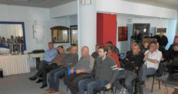 Συνάντηση Εργολάβων Ηλεκτρολόγων  από 4 Περιφέρειες στο Αγρίνιο