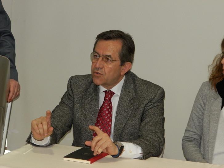 Ο Νίκος Νικολόπουλος στο Αγρίνιο