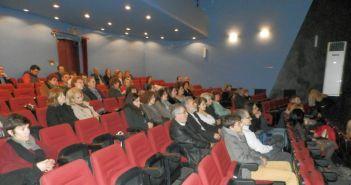 Γιορτή για την παγκόσμια ημέρα Θεάτρου από το ΔΗ.ΠΕ.ΘΕ Αγρινίου