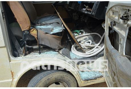 ΗΛΕΙΑ: Έσπασαν όλα… τα αυτοκίνητα των αλλοδαπών στα Λεχαινά