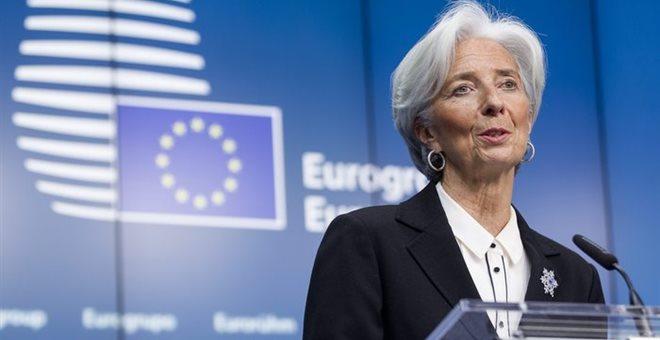 Ανησυχία Λαγκάρντ για τις προοπτικές της ελληνικής οικονομίας