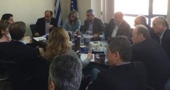 Κατά της δέσμευσης των διαθεσίμων της Περιφέρειας Δυτικής Ελλάδας η Εκτελεστική Επιτροπή-Έκτακτη συνεδρίαση σήμερα