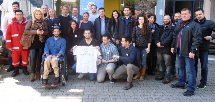 Η Περιφέρεια Δυτικής Ελλάδας συμμετέχει στο «Let's do it Greece 2015»