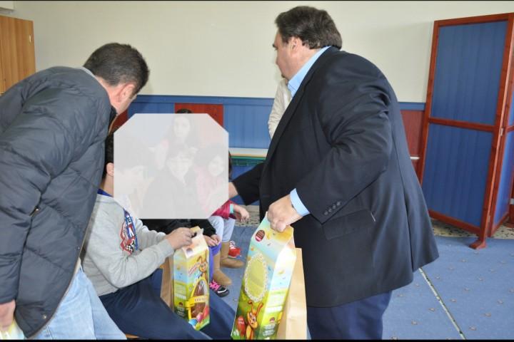 Επίσκεψη Αντιδημάρχου Κ.Καλαντζή στο 2ο Ειδικό Σχολείο Αγρινίου
