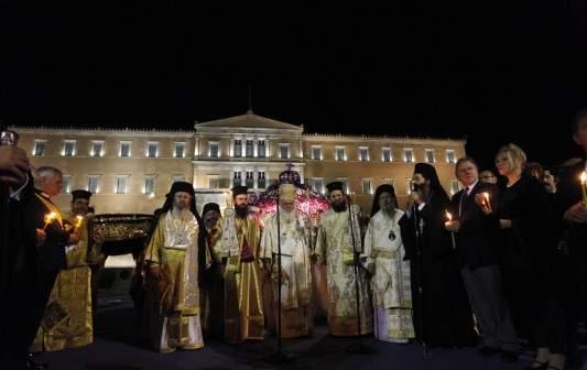 Αρχιεπίσκοπος Ιερώνυμος: Δίνω στο κράτος την εκκλησιαστική περιουσία