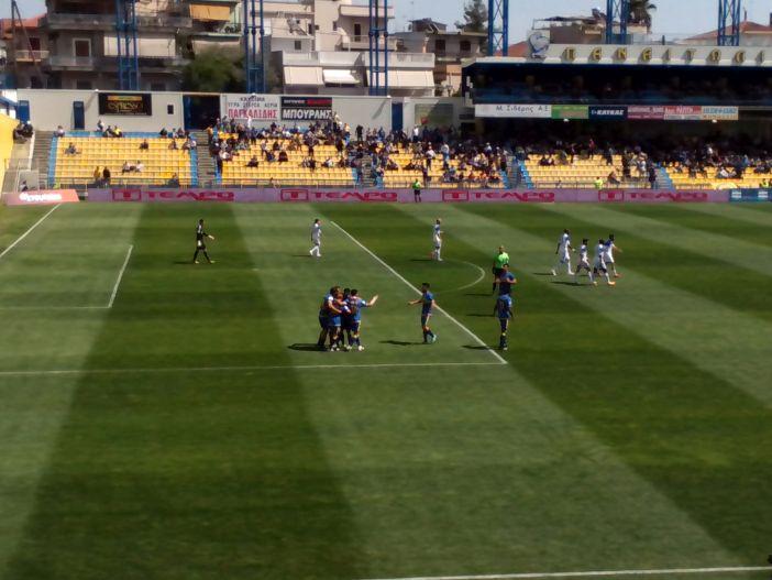 Παναιτωλικός-Καλλονή 2-0