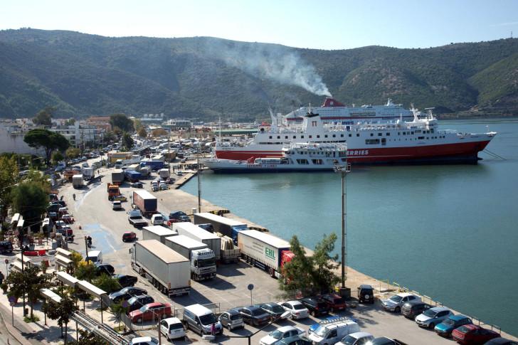 Στην Ευρωβουλή το λιμάνι της Ηγουμενίτσας από τον Νότη Μαριά