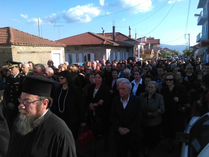 Στην Καμαρούλα τα λείψανα των μαρτύρων Ραφαήλ, Νικολάου και Ειρήνης