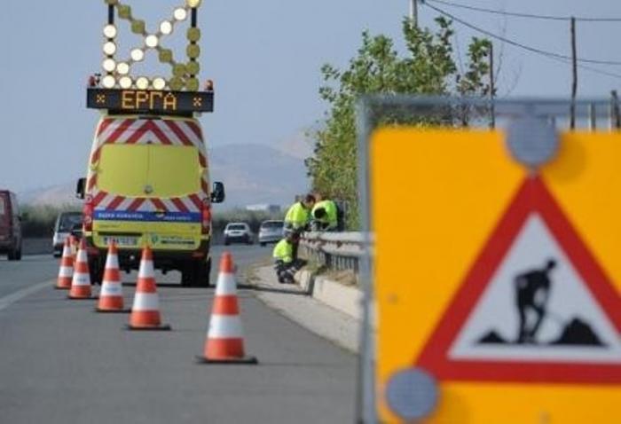 Ολιγόωρη Κυκλοφοριακή Ρύθμιση μεταξύ των Κόμβων Δερβενίου και Ακράτας της Ν.Ε.Ο. Κορίνθου – Πατρών για Εργασίες Συντήρησης