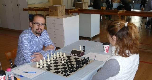 Νίκη για τον Σκακιστικό Σύλλογο της ΓΕΑ