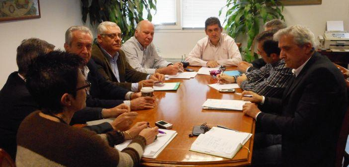 Στόχος η προστασία του καταναλωτή – Σύσκεψη του Γρ. Αλεξόπουλου με κλιμάκια ελέγχου της Π.Ε. Αχαΐας και του ΕΦΕΤ