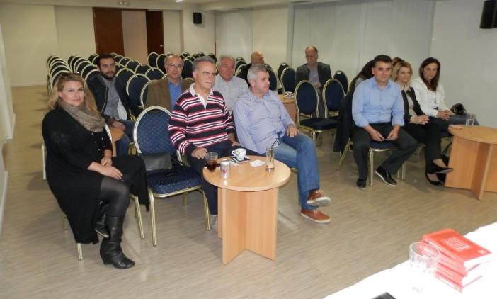 Συνάντηση των μελών και των φίλων του «Ποταμιού» Αιτωλ/νίας
