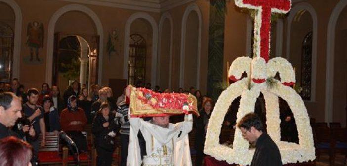 Η «Πρώτη Ανάσταση» στον Άγιο Βουκόλο της Σμύρνης