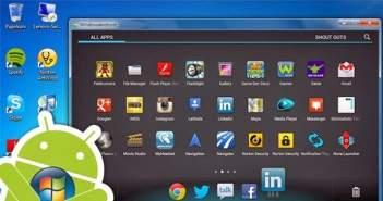 Android εφαρμογές σε Windows, Mac και Linux