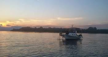 Ψαρεύοντας στον Αμβρακικό κόλπο (φωτο)