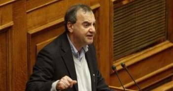 Στρατούλης: «Κάτω από το όριο της φτώχιας το 44,8% των συνταξιούχων»