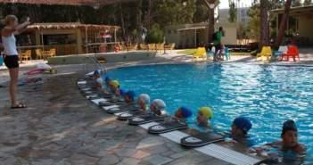 Σε λειτουργία η ακαδημία κολύμβησης από τον Γ.Ο.Μεσολογγίου