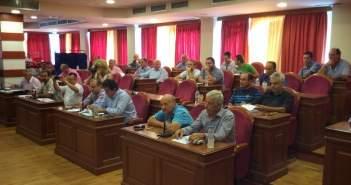 Μεσολόγγι: Συνεδρίαση Δημοτικού Συμβουλίου την Δευτέρα 22 Ιουνίου