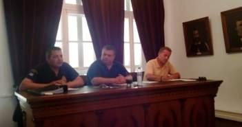 Σύσκεψη για την πυροπροστασία στο Δήμο Ι.Π. Μεσολογγίου