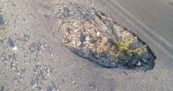 Δρόμοι παγίδες στο Ξηρόμερο