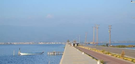 Σημαντικές αλλαγές στη λιμνοθάλασσα Μεσολογγίου-Αιτωλικού