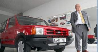"""Ξεκινά με παραγωγή 6.000 αυτοκινήτων το χρόνο το Ελληνικό """"Pony"""""""