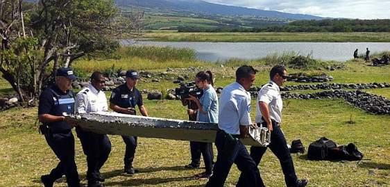 Στο Μπόινγκ της Malaysia Airlines ανήκει το φτερό που εντοπίστηκε στο νησί Ρεϊνιόν