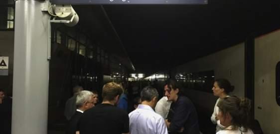 Γαλλία: Επιβάτες «εγκλωβίστηκαν» σε τρένα της Eurostar