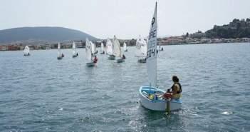Βόνιτσα: με επιτυχία ο 4ος διασυλλογικός αγώνας για σκάφη τύπου Optimist