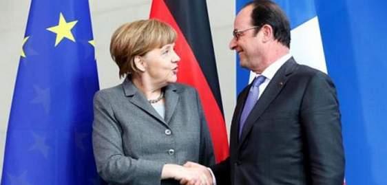 Mέρκελ: Να μοιραστούν τα βάρη εντός Ε.Ε. για το μεταναστευτικό