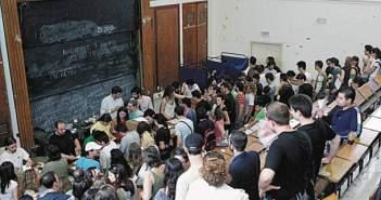 Τα πανεπιστήμια αδειάζουν
