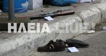 ΣΟΚ στον Πύργο: 77χρονος δολοφόνησε 57χρονο συνταξιούχο αστυνομικό