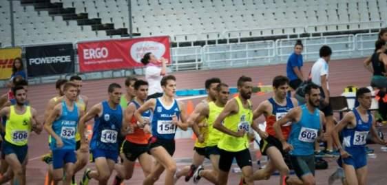 Η ομάδα στίβου της ΓΕΑ στην κορυφή του Ελληνικού Κλασικού Αθλητισμού