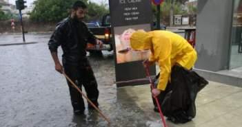 Σοβαρά προβλήματα στη Δυτική Αχαΐα και την Ηλεία από την κακοκαιρία- Πλημμύρισαν δρόμοι, σπίτια, καλλιέργειες – Παρασύρθηκαν τουλάχιστον 15 αυτοκίνητα