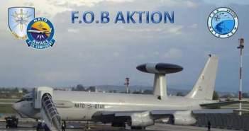 Ανοιχτό για το κοινό AWACS στην βάση του Ακτίου – Γιορτάζει η Πολεμική Αεροπορία
