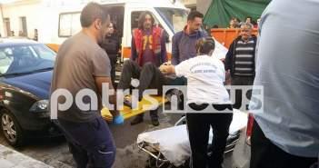 Σοκ στον Πύργο: Νεαρή έπεσε από τον 1ο όροφο πάνω στη μητέρα της – Στο νοσοκομείο τραυματισμένες μάνα και κόρη