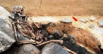 Μυστήριο με ανθρώπινο σκελετό σε σπήλαιο στην Κεχρινιά Αμφιλοχίας!
