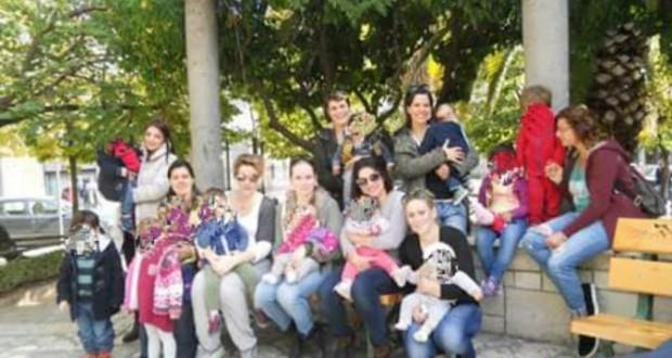 Δημόσιος Θηλασμός σε Αγρίνιο και Μεσολόγγι